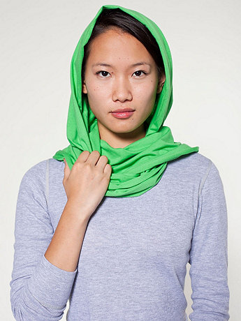 Unisex Hooded Scarf