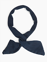 Denim Twist Scarf