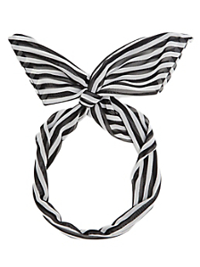 Stripe Twist Scarf