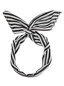 Stripe Twist Scarf