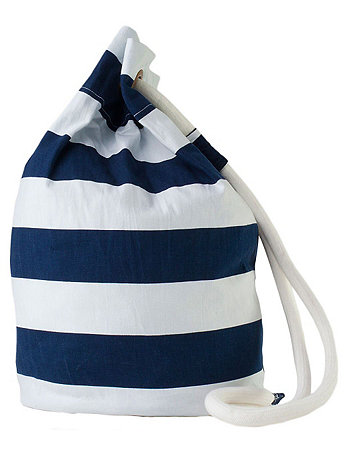 Cinch Rope Tote
