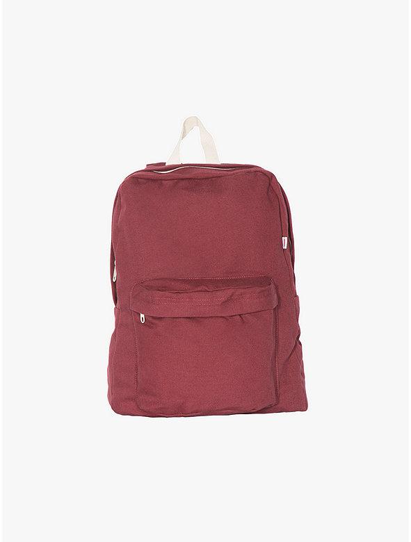 Cotton Canvas School Bag