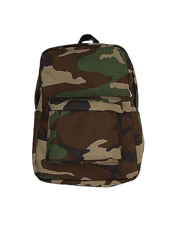 Camouflage School Bag