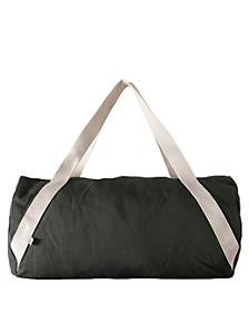 Diagonal Strap Gym Bag