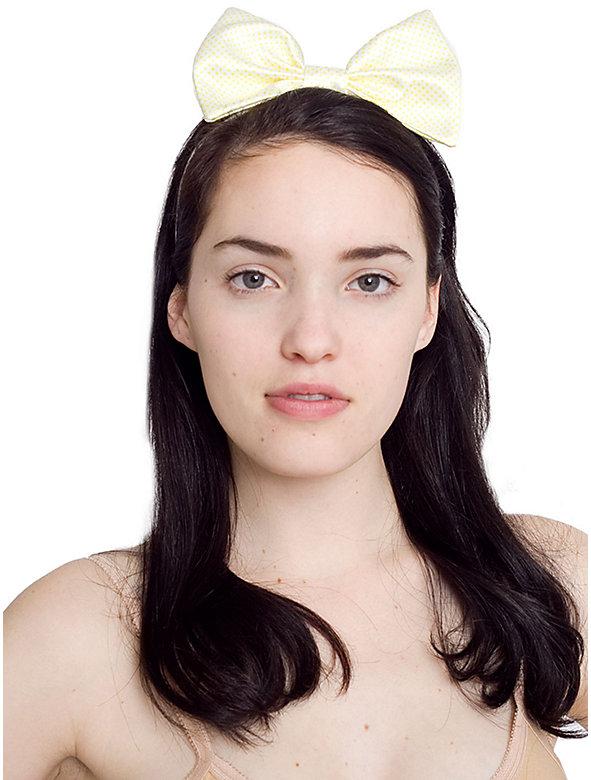 Bow Elastic Headband