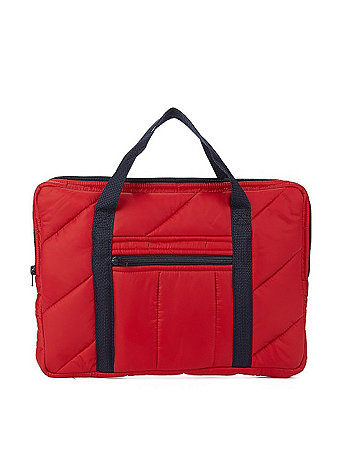 Quilted Laptop Bag