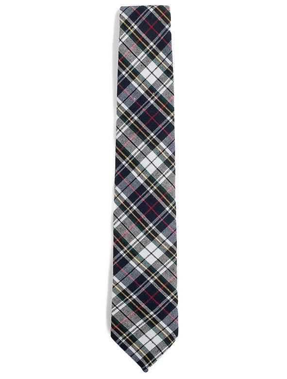 Classic Plaid Tie