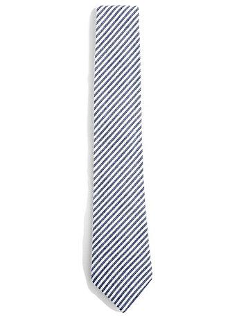 Seersucker Classic Tie