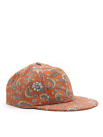 The Floral Printed Cap