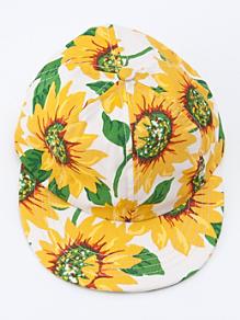 The Floral Printed Cap