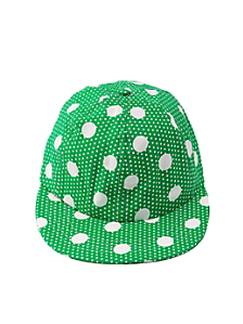 The Polka Dot Printed Cap
