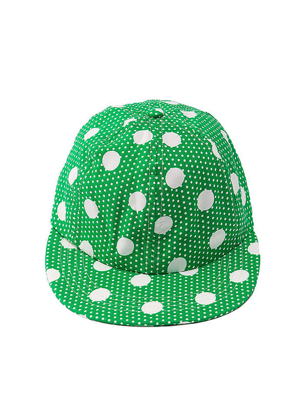 The Polka Dot Printed Cap