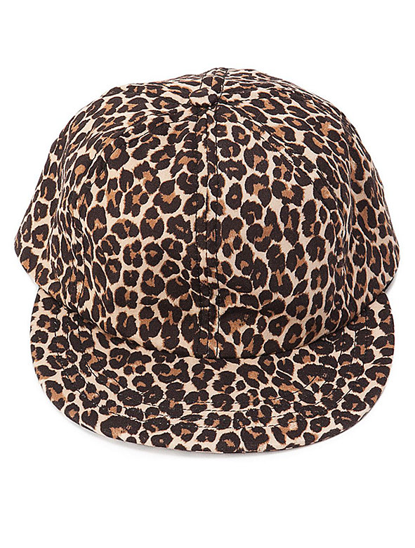 The Leopard Printed Cap