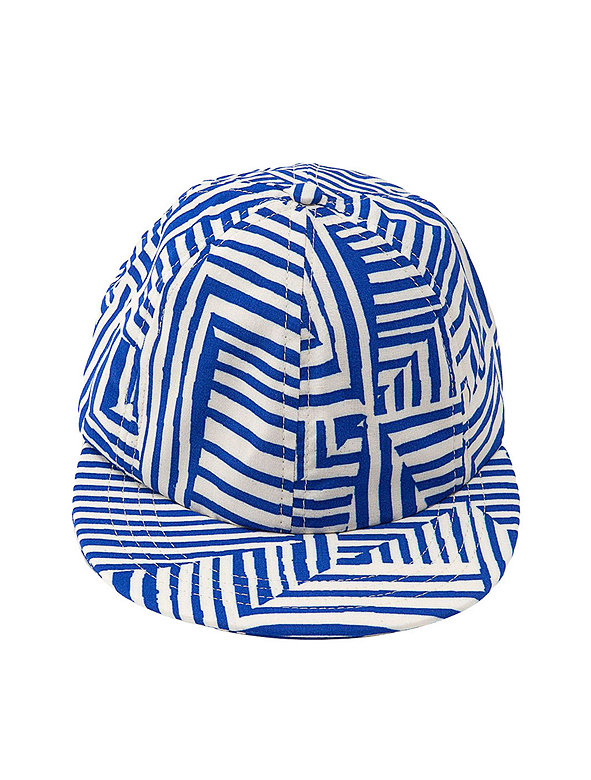 The Tribal Printed Cap