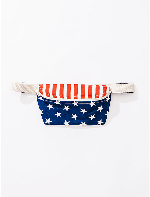 US Flag Fanny Pack