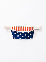 Stars & Stripes Fanny Pack