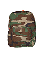 Kids Camouflage School Bag