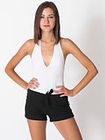 Thick-Knit Jersey Safari Short
