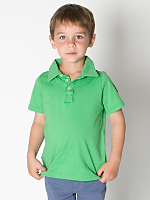 Kids' Fine Jersey Leisure Shirt