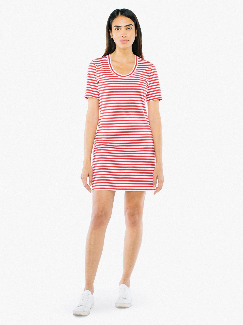 American apparel scoop neck maxi dress