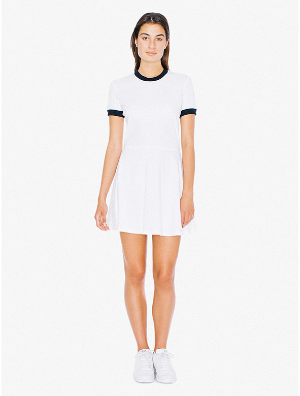 Ringer T-Shirt Dress