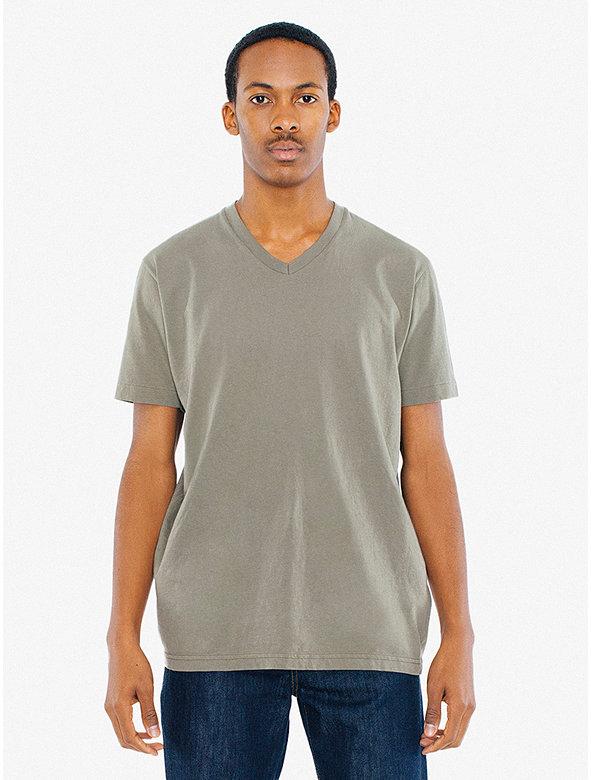 Power Wash V-Neck T-Shirt