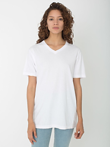 Unisex Power Wash V-Neck