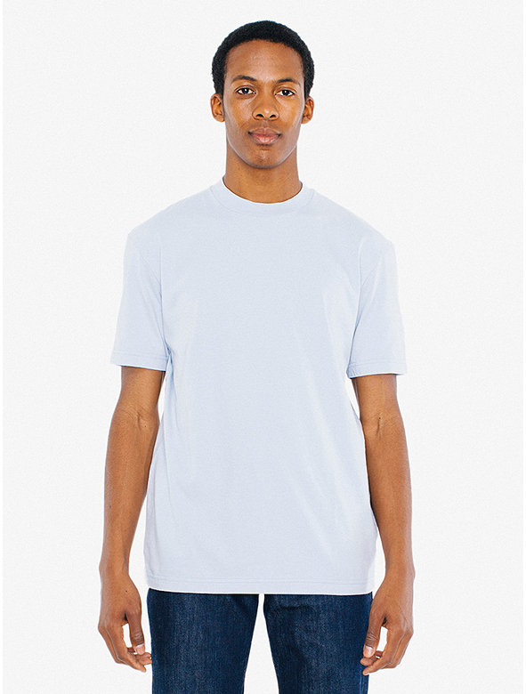 Power Wash Mock Neck T-Shirt