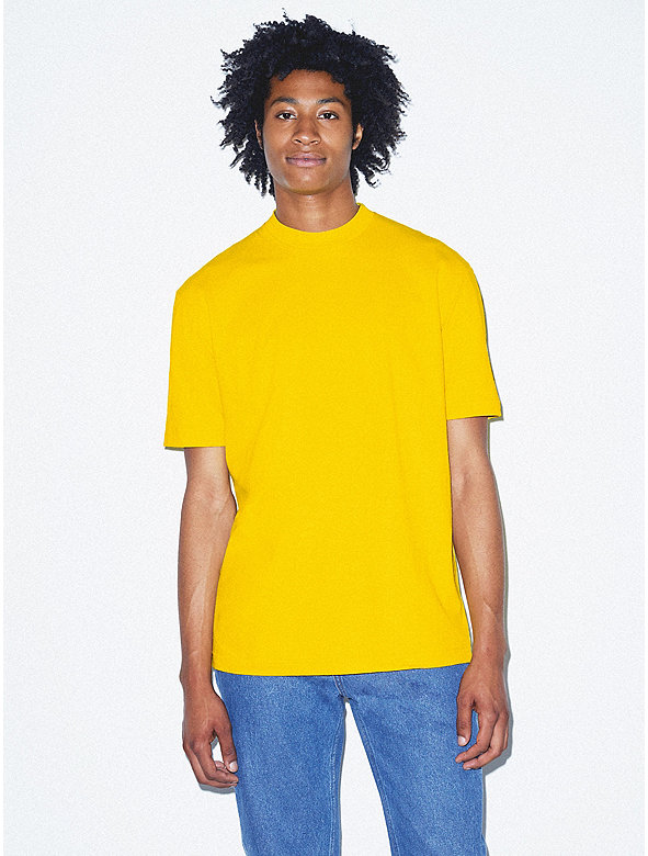 Power Wash Mockneck T-Shirt