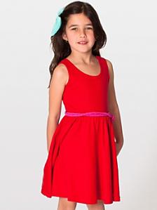 Kids' Baby Rib Skater Tank Dress