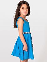 Kids Baby Rib Skater Tank Dress