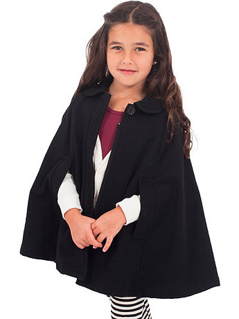 Kids California Fleece Cape