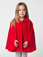 Kids' California Fleece Cape