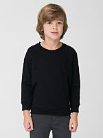 Kids California Fleece Raglan