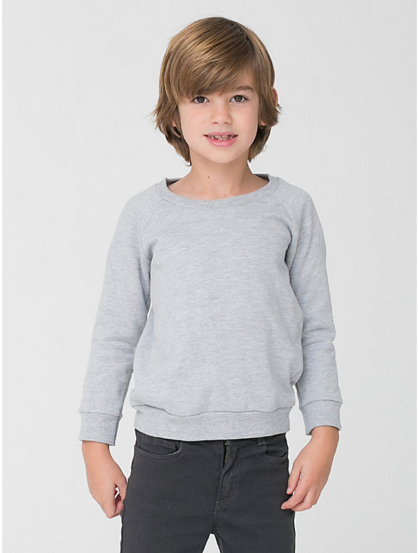 Kids' California Fleece Raglan