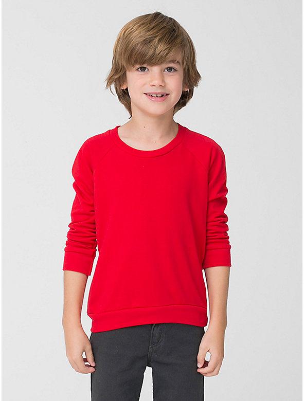Kids' California Fleece Raglan