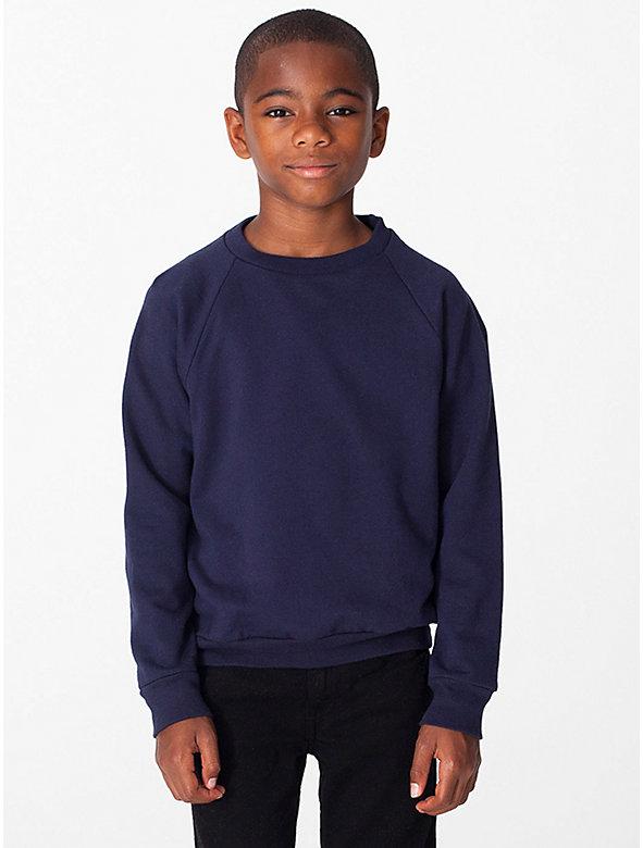 Youth California Fleece Raglan