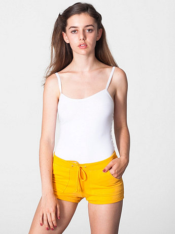 California Fleece Pocket Short