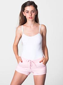 California Fleece Pocket Short