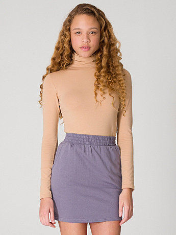 California Fleece Tulip Skirt