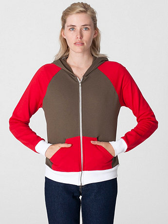 California Fleece Women's X-Colour Hoodie