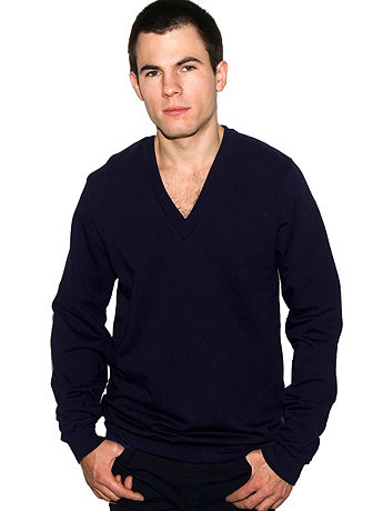 California Fleece V-neck Pullover