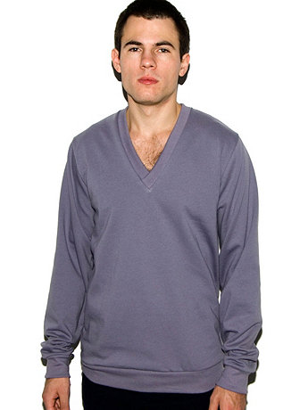 California Fleece V-neck Pullover