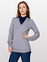 Unisex California Fleece V-Neck Pullover