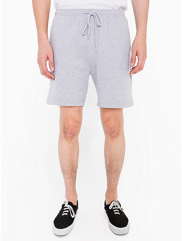 California Fleece Gym Short