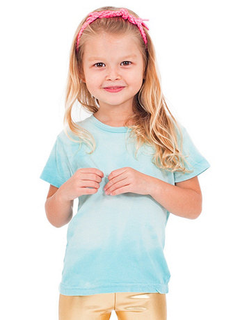 Kids Sheer Jersey Thermochromatic Tee