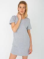 Short Sleeve Ultra Wash Dress