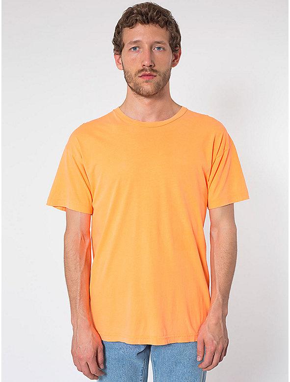 Highlighter Sheer Jersey T-Shirt