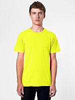 Highlighter Sheer Jersey T-Shirt