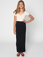 Youth Interlock Long Skirt
